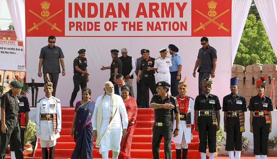 PM Modi,indian air force,indian army