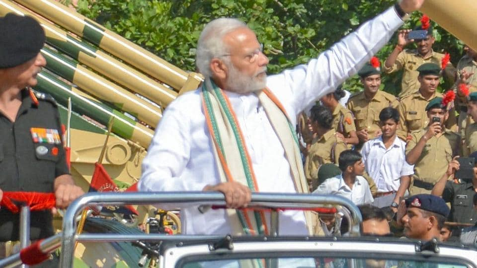 PM Modi in Jodhpur,2nd anniversary of surgical strikes,indian army