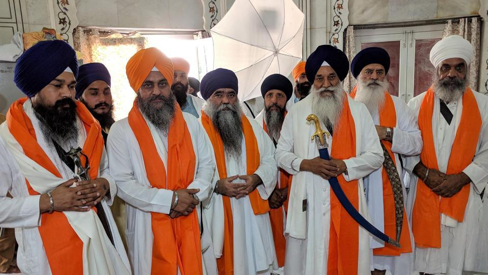 Akal Takht,Akal Takht jathedar,Operation Bluestar