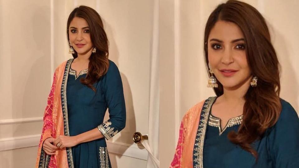 Anushka Sharma,Sui Dhaaga,Anushka Sharma fashion