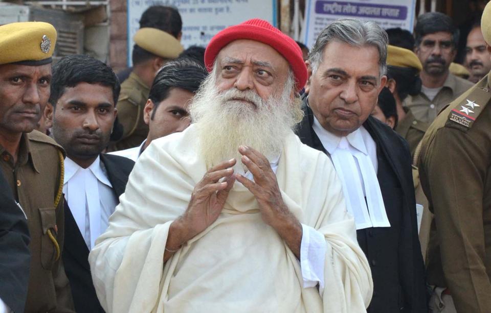 SC Dismisses Bail Plea In Asaram Bapu Sexual Assault Case