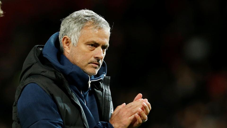 jose mourinho,epl,manchester united