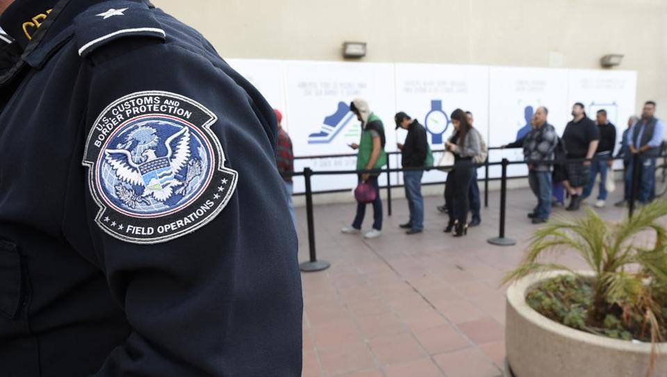 US Customs and Border Protection,Indians in US,US Mexico border