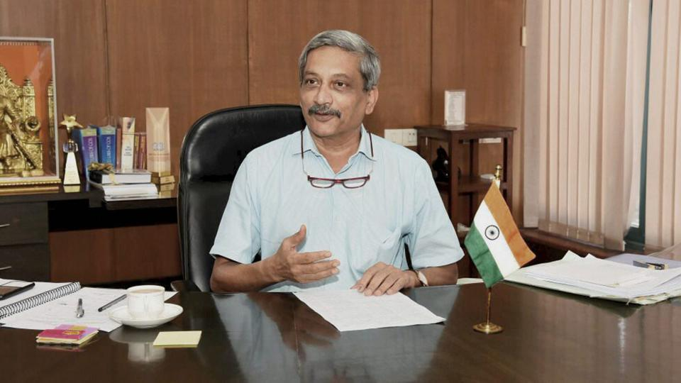 Goa Chief minister,Manohar parrikar,AIIMS Delhi
