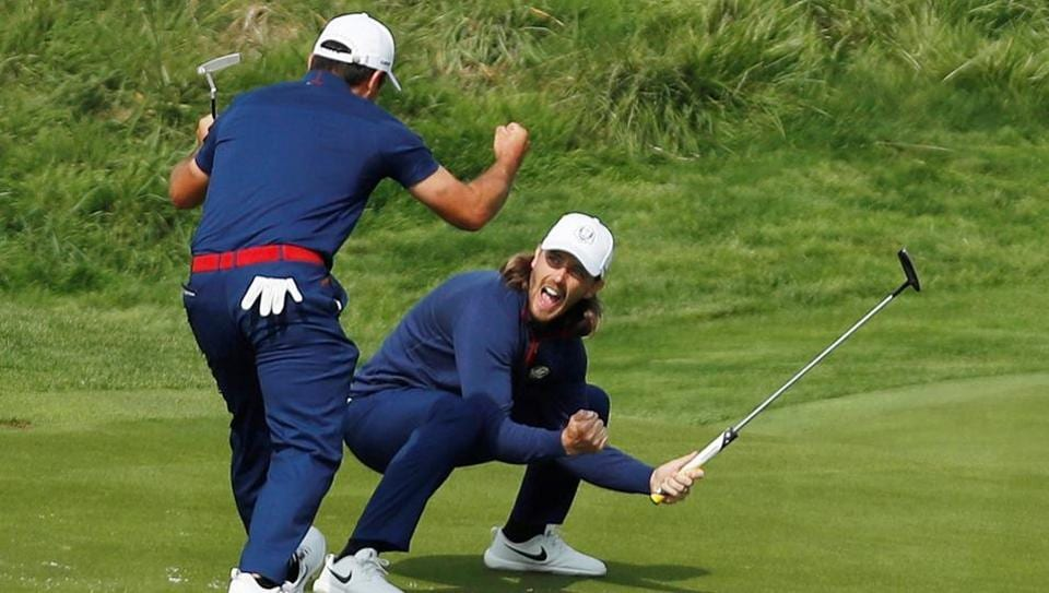 A look at dominant European Ryder Cup partnerships