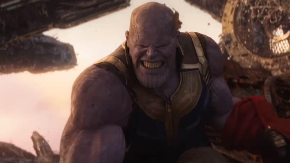 Marvel,MCU,Thanos
