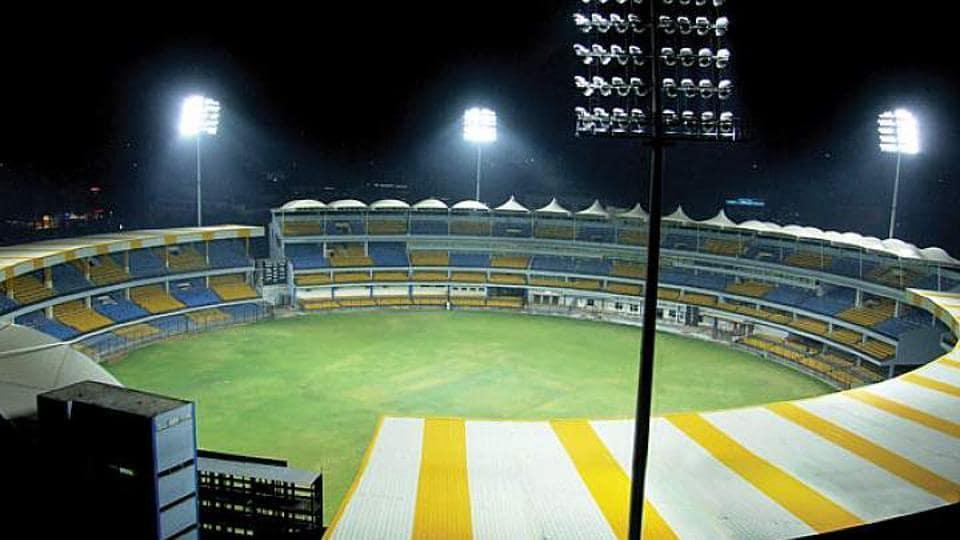 India vs West Indies,Indore,MPCA