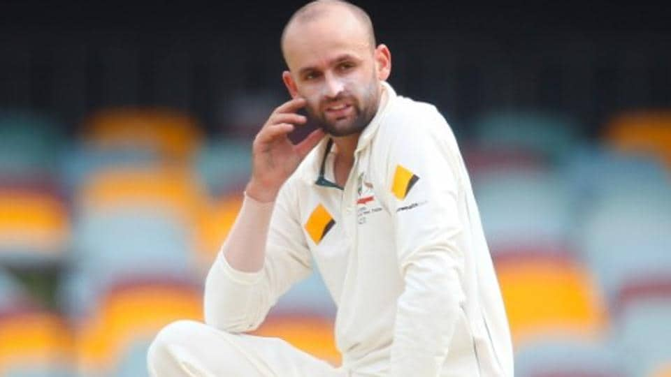 Nathan Lyon,Australia vs Pakistan A,Aaron Finch