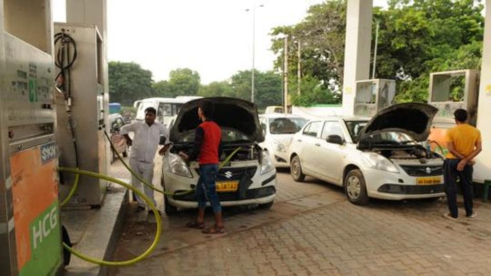 CNG price,LPG price,Piped gas price