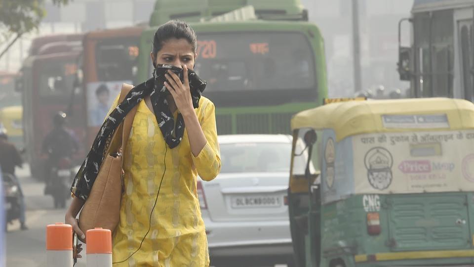 Delhi air,air pollution,air quality