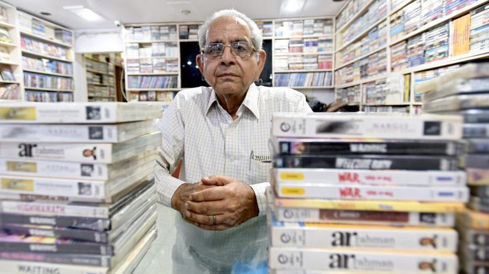 Delhi news,Video stories,DVD shops