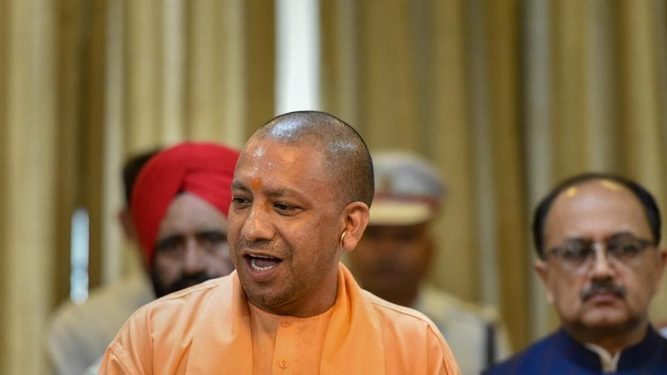 Yogi Adityanath on Sunday dismissed demands for his resignation over the killing of an Apple executive by police constables, saying his government has acted firmly and quickly in the case.