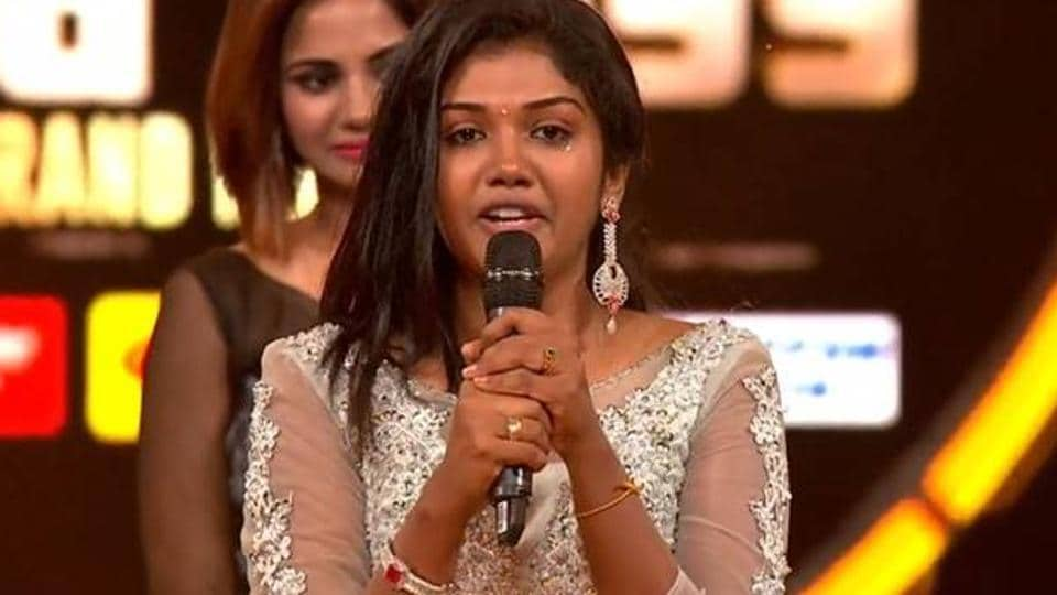 Bigg Boss 2 Tamil winner is Riythvika, Aishwarya is first runner-up