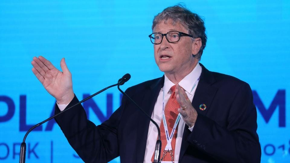 Bill Gates,India,Swachh Bharat