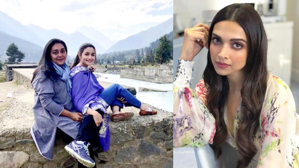 Deepika Padukone To Act In Produce Her New Film With Raazi Director