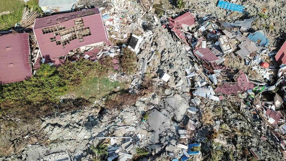 More than 1,200 people were killed due to earthquake and tsunami in Indonesia.