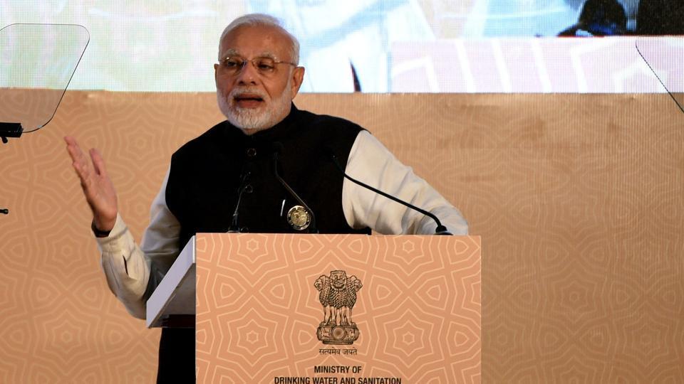 Prime Minister Narendra Modi was addressing the concluding session of the Mahatma Gandhi International Sanitation Convention in New Delhi.