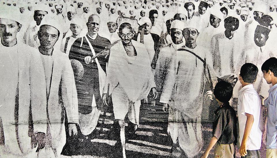 Mahatma Gandhi,higher education,Kiran Thakur