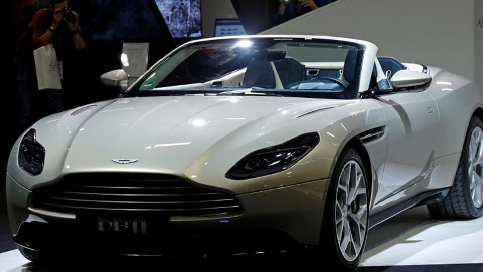 Aston Martin IPO orders below 19 pounds/share risk missing out - bookrunners
