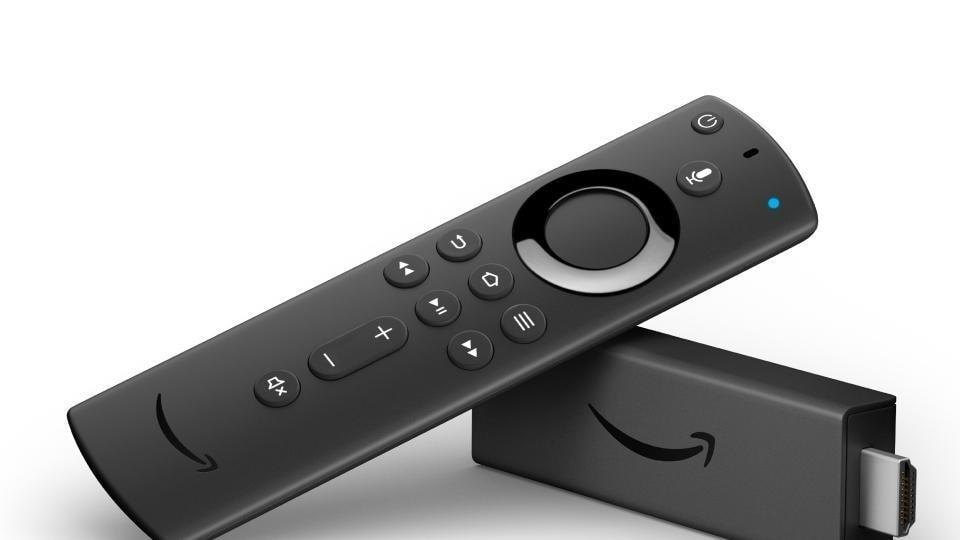 Amazon Fire TV Stick 4K,Alexa Voice Remote,Amazon