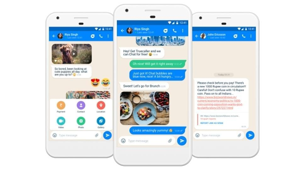 Truecaller Chat takes on WhatsApp with features to tackle