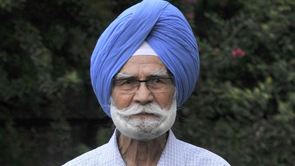 Balbir Singh Senior was part of  India's first post-Independence hockey team that won gold in the 1948 London Olympics.