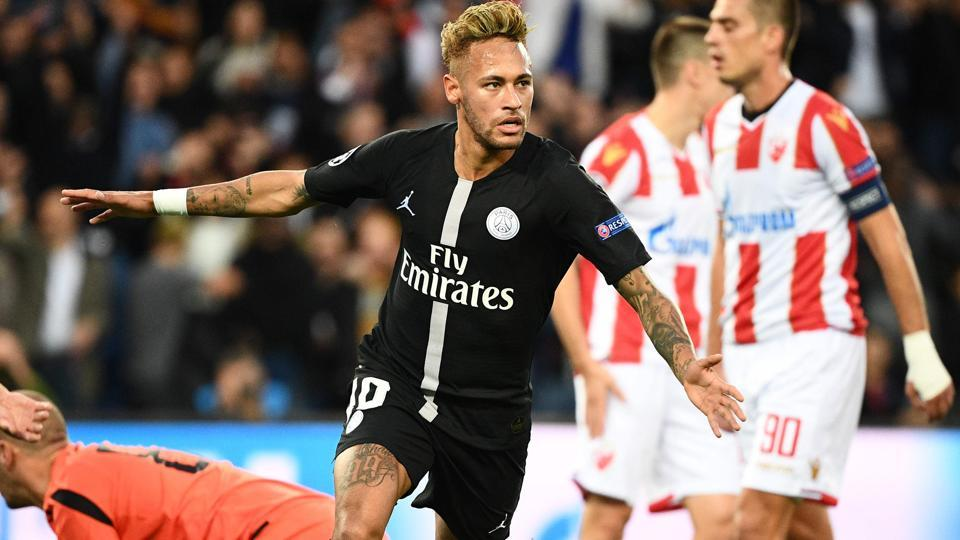 Image result for psg 6-1 red star belgrade