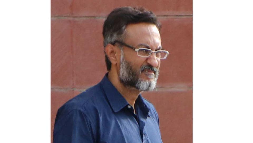 Col Manvir Singh Bains.