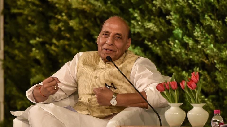 Rajnath Singh,HTLS 2018,hindustan leadership summit