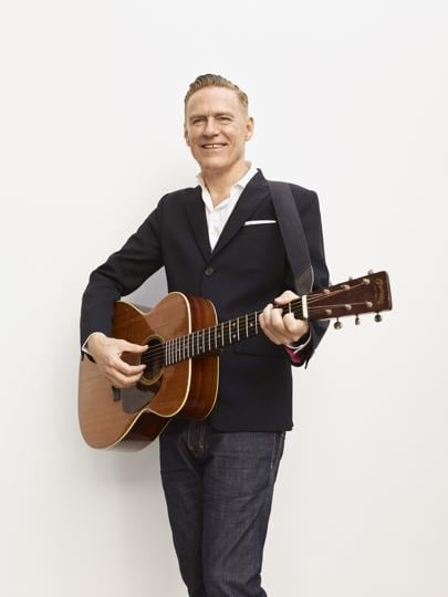 Bryan Adams is in India on a five-city tour. Titled, The Ultimate Tour, it will see him perform material from the fourteenth studio album