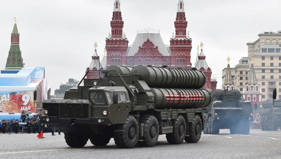 India-Russia defence deal: S-400 air defence system can launch 72