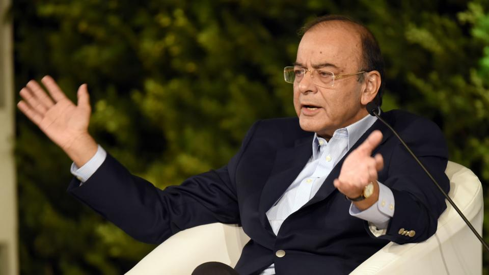 Some more steps likely to narrow CAD, says Arun Jaitley