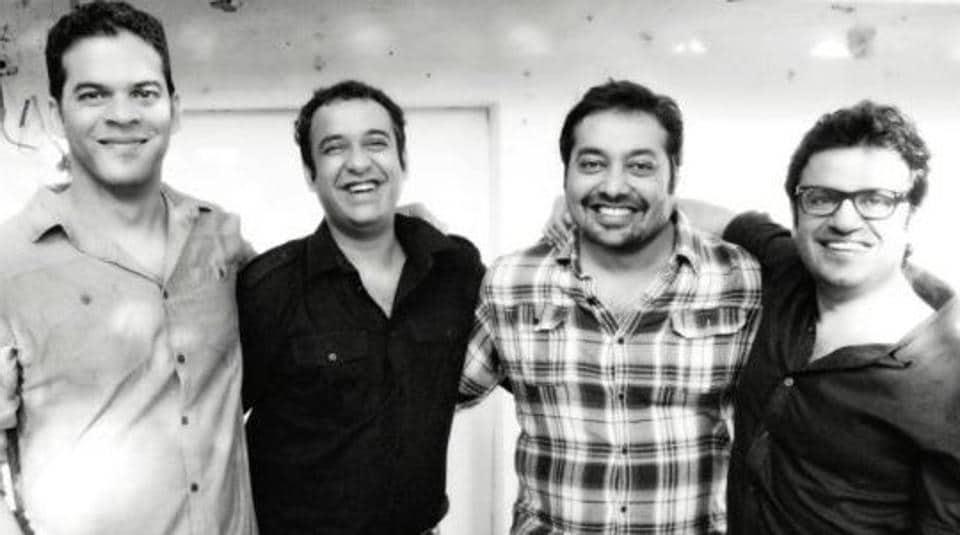 Vikramaditya Motwane,Vikas Bahl,Anurag Kashyap