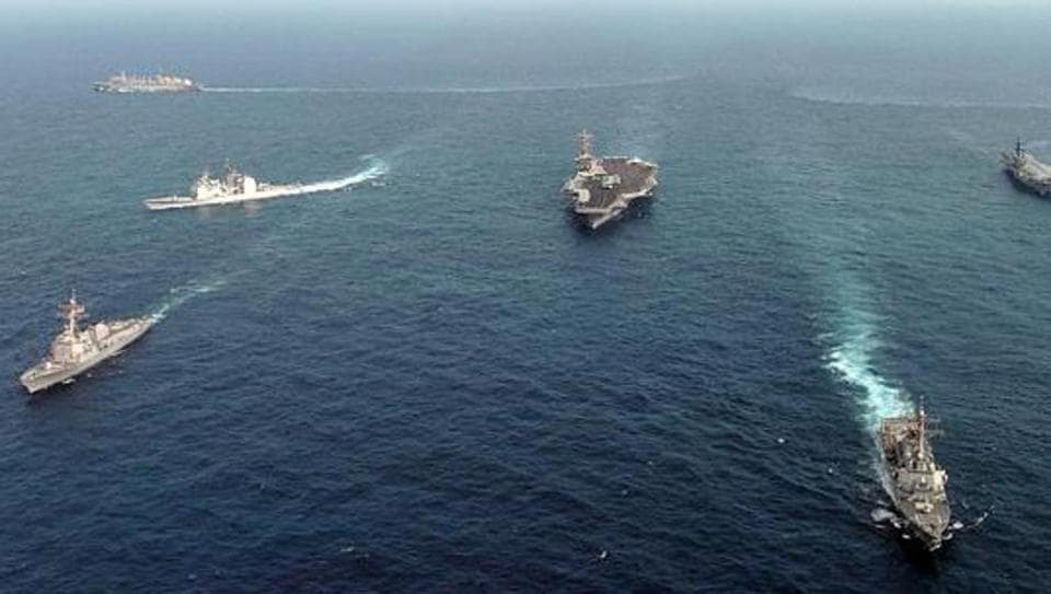 Bilateral maritime exercise,India,Japan