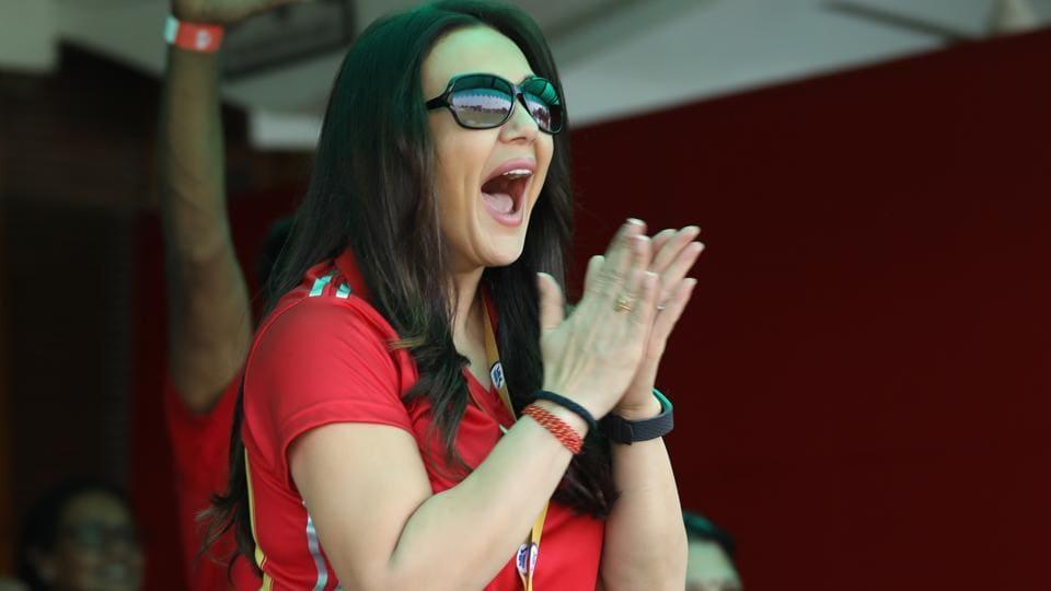 Kings XIPunjab,Preity Zinta,IPL