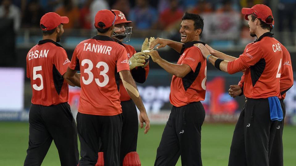 Hong Kong Cricket team,Irfan Ahmed,Nadeem Ahmed
