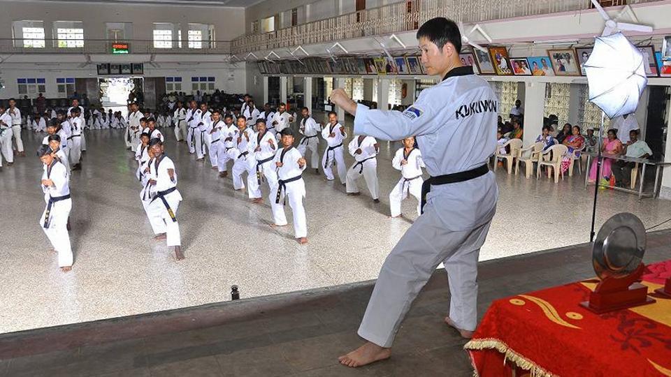 Pune,Taekwondo,Korean