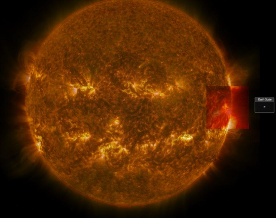 Ultraviolet rays,Pseudo shock waves,Science