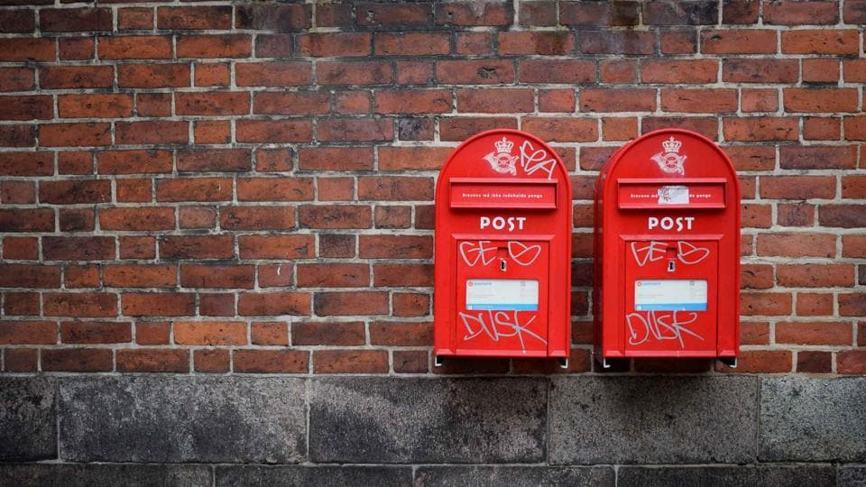 Snail mail doesn't give all those thrills as a quick email does