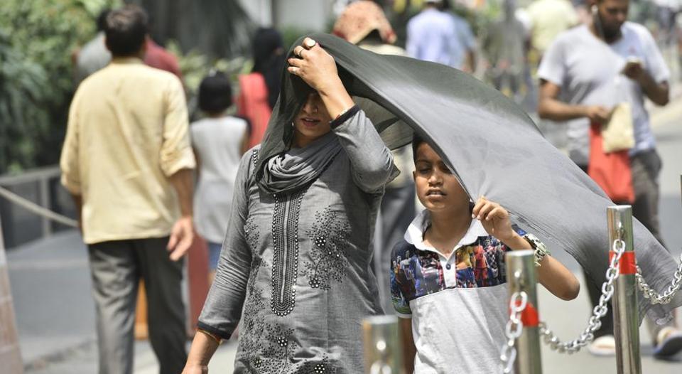 heat spell,pollution,IPCC