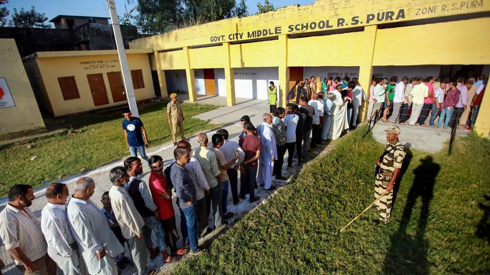 Jammu and Kashmir polls,Jammu and Kashmir,J-K elections