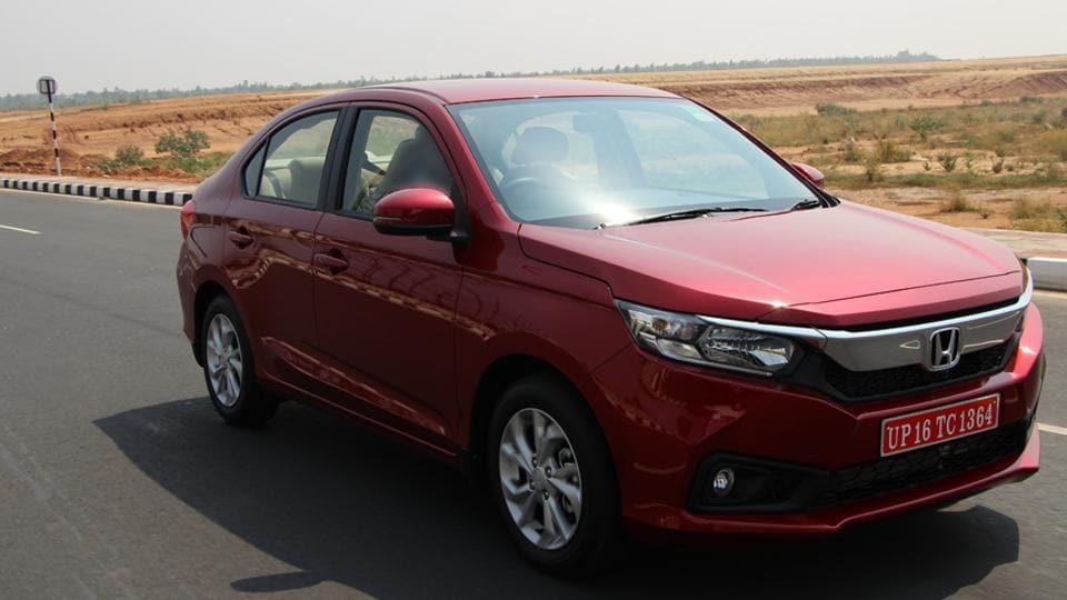 Car Review The Battle Of The Compact Sedans Honda Amaze Maruti