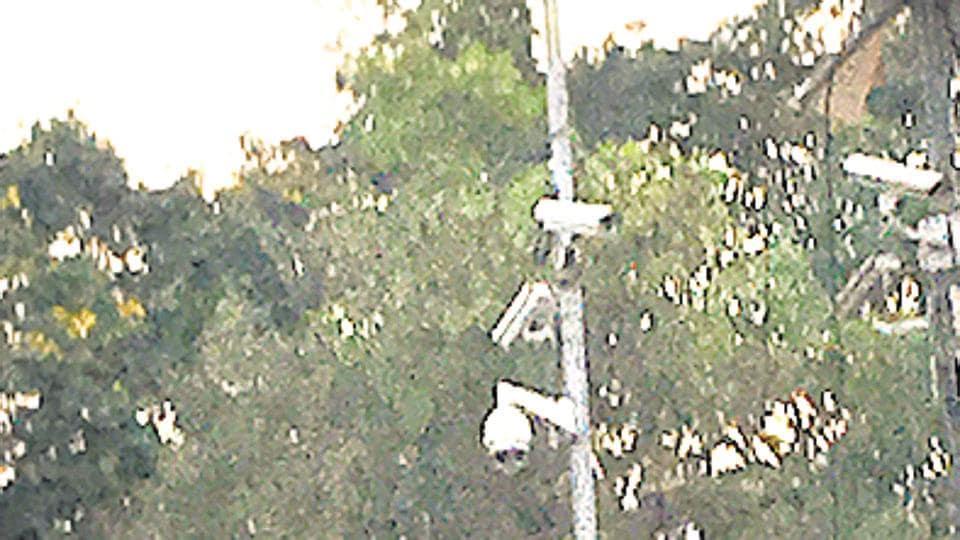 CCTVs,PMC,Elected members