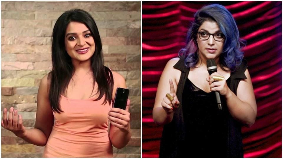 Comic Kaneez Surka joins #MeToo with allegation against Aditi Mittal