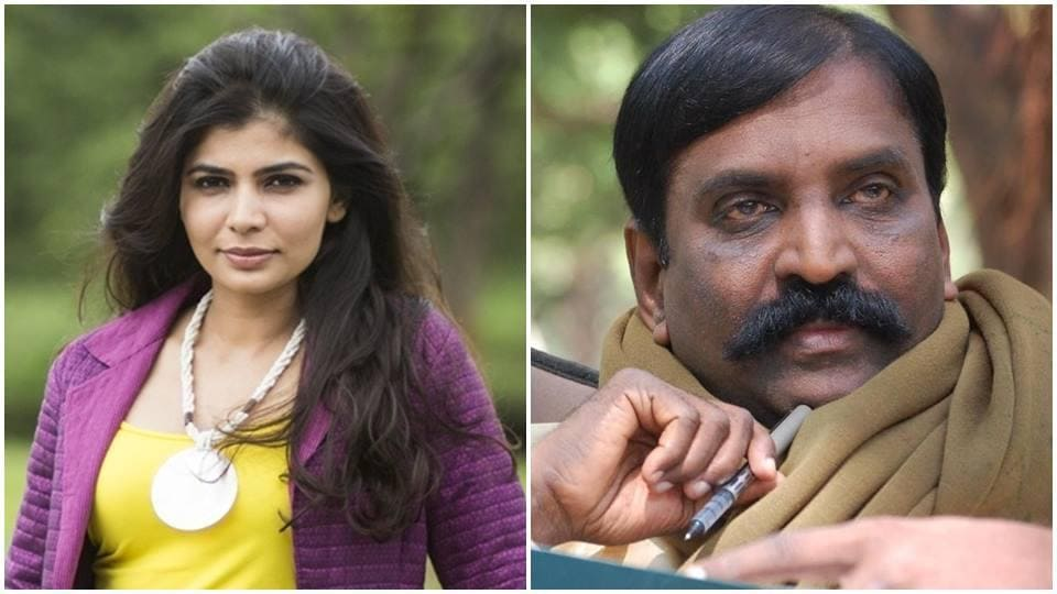 Vairamuthu,Chinmayi,Vairamuthi sexual assault controversy