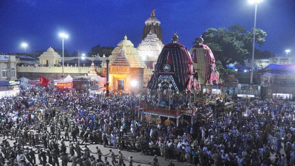 Police,Puri,Jagannath temple