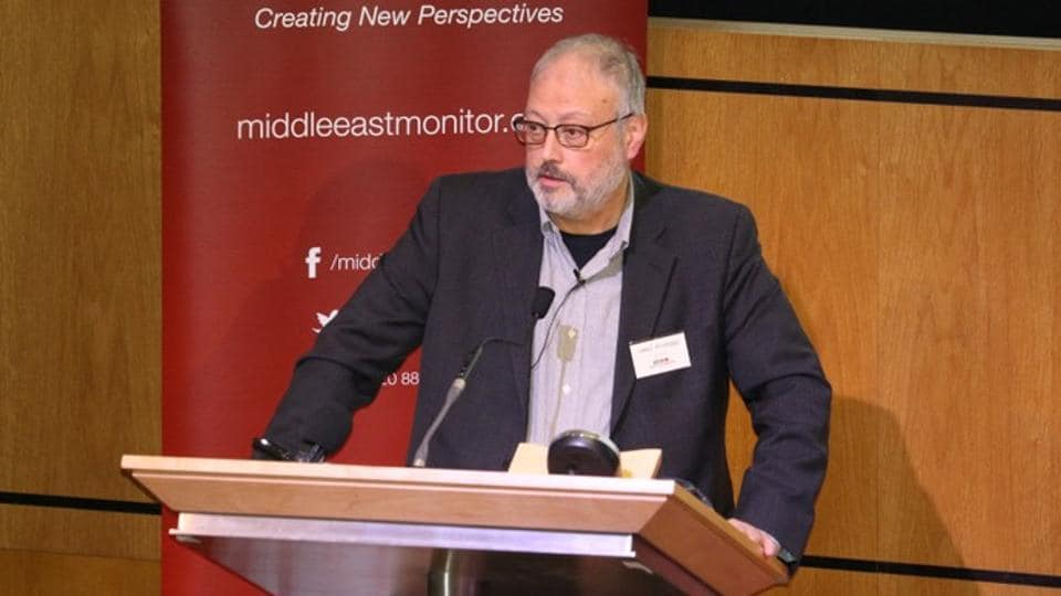Jamal Khashoggi, a veteran Saudi journalist, had lived in exile in Washington for more than a year, writing a column for the Washington Post in which he regularly criticised his country's crackdown on dissent, war in Yemen and sanctions on Qatar.
