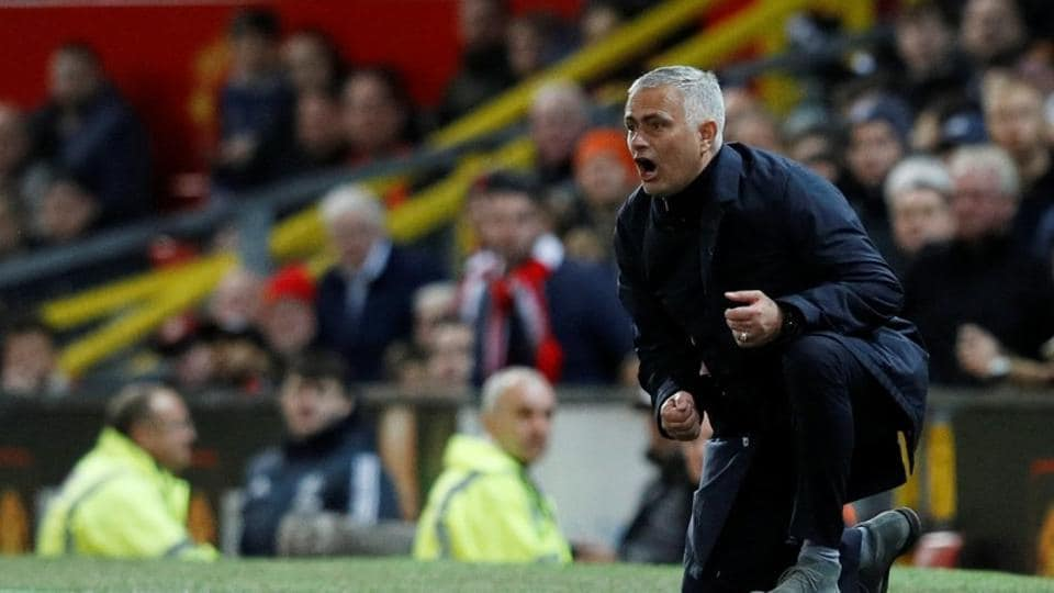 File image of Manchester United manager Jose Mourinho.