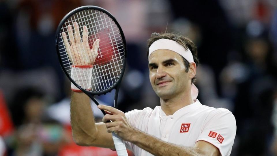 Roger Federer,Federer,Shanghai Masters