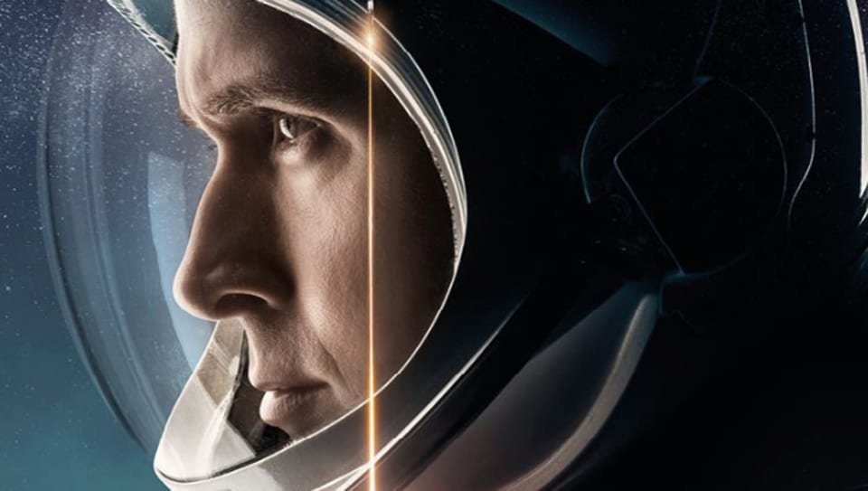 First Man movie review: Ryan Gosling and director Damien Chazelle reunite for one of the best film's of the year.